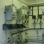 Sample Preparation and Pumping Systems